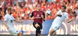 Frey, Almanya'daki ilk golünü attı