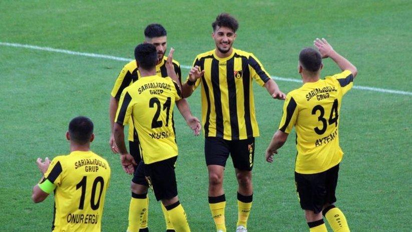 İstanbulspor evinde kazandı