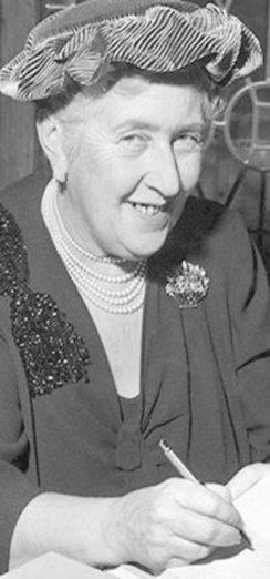 Agatha Christie 129 yaşında! Agatha Christie kimdir?