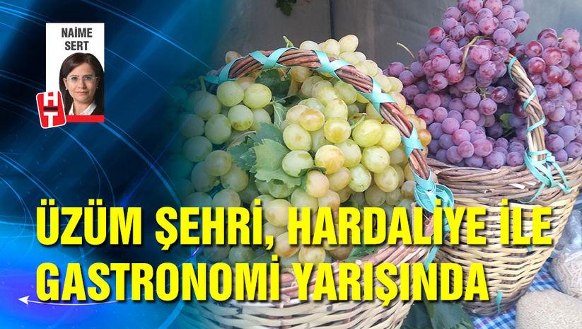 Üzüm şehri Kırklareli hardaliye ile gastronomi yarışında