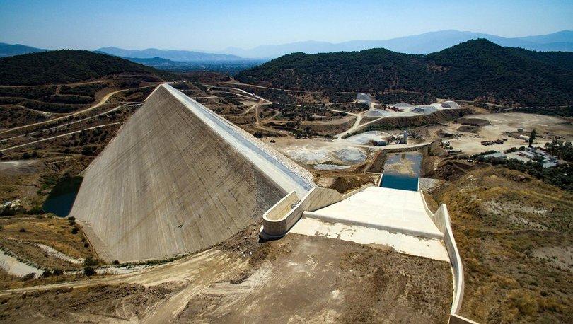 Rahmanlar Barajı'nın yüzde 80'i tamamlandı- haberler