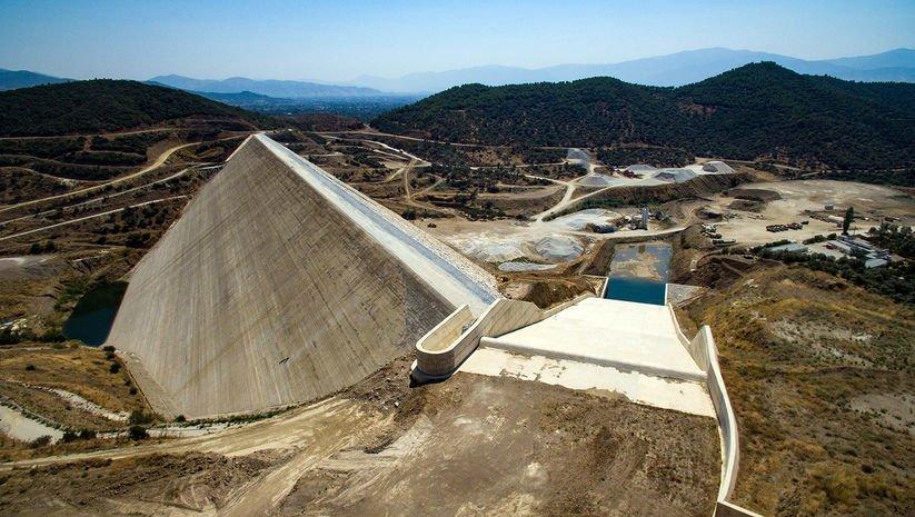 Rahmanlar Barajı seneye su tutacak