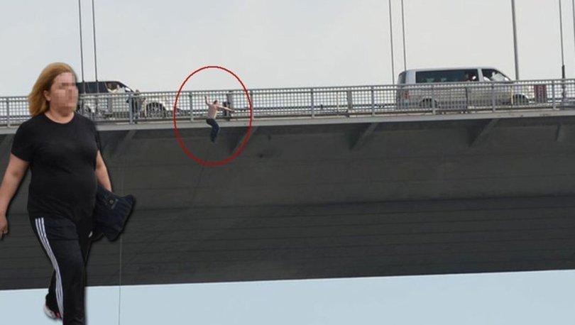 Son dakika... Köprüdeki 'Atla' faciasında o kadınlar için yeni karar!- HABERLER