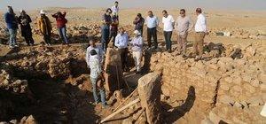 Harbetsuvan'da kazılar başladı