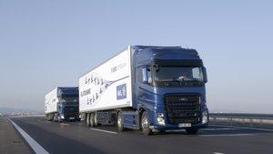 Eskişehir'de 'sürücüsüz' kamyon geliştirdi!