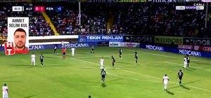 Fenerbahçe'den kural hatası başvurusu