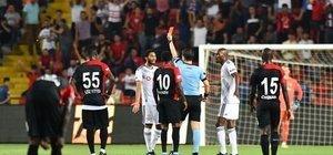 Gazişehir-Beşiktaş maçından 2 sevk!