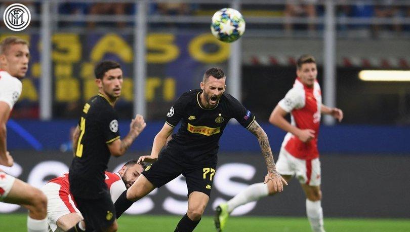 Inter Slavia Prag MAÇ SONUCU ve MAÇ ÖZETİ! Inter 1 puanı zor kurtardı!