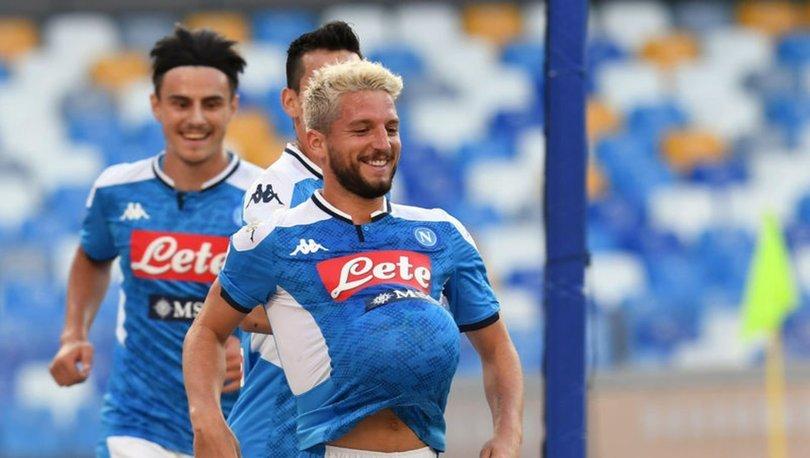 Napoli: 2 - Liverpool: 0 | MAÇ SONUCU