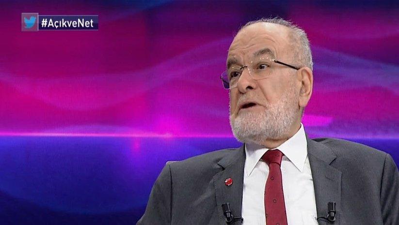 Karamollaoğlu, Cumhurbaşkanı ile yaptığı görüşmeyi anlattı