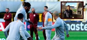 Galatasaray, Club Brugge'e hazır!