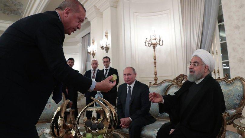 Putin ve Ruhani son dakika