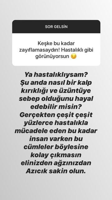 Ümit Erdim'den kilo eleştirilerine yanıt: Ya hastalıklıysam?