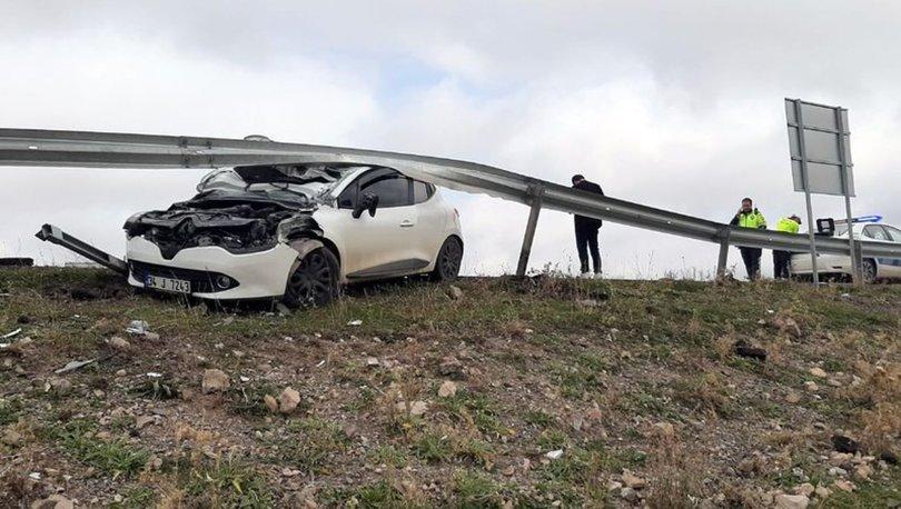 Ardahan'da aynı kavşakta peş peşe kazalar