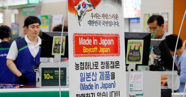 Koreliler artık Japonlara güvenmiyor