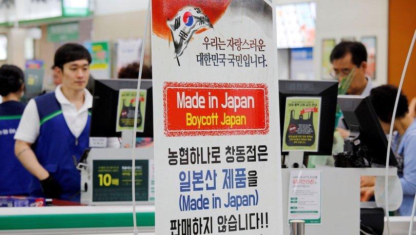 güney kore japonya