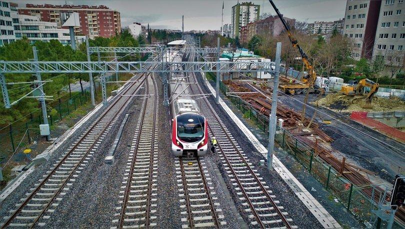 Marmaray tren son dakika