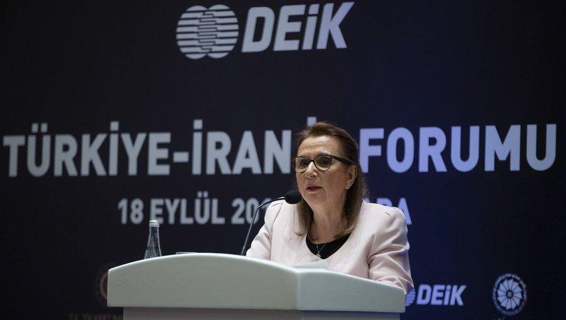 Türkiye-İran İş Forumu