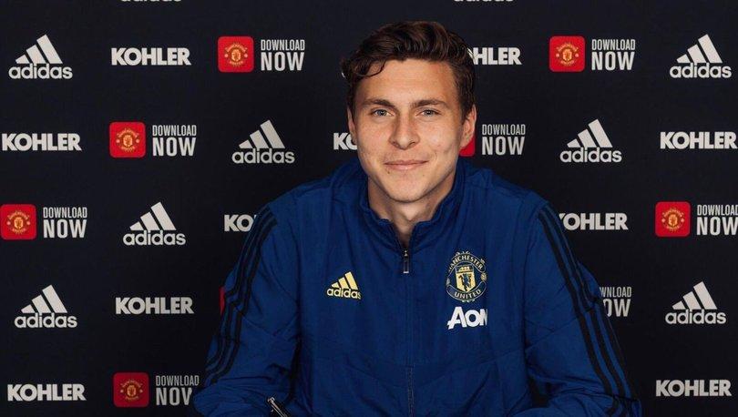 Manchester United, Lindelöf'ün sözleşmesini uzattı