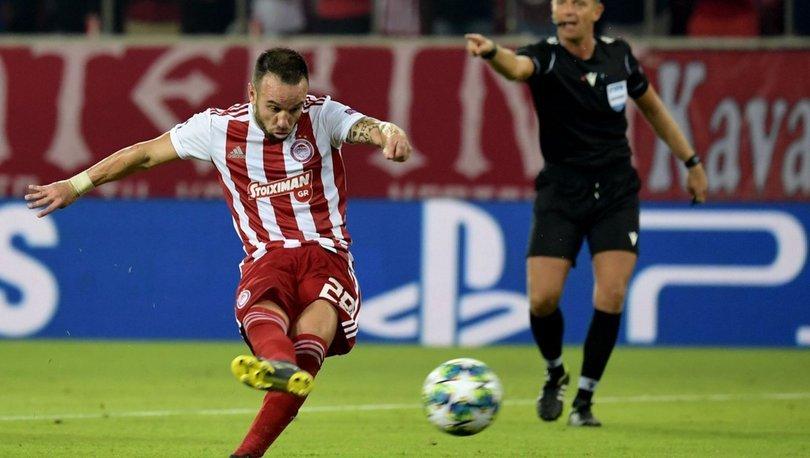 Olympiakos: 2 - Tottenham: 2 | MAÇ SONUCU