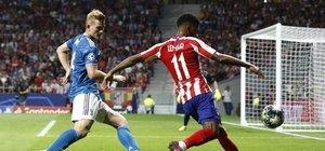 İspanya'da gol var!