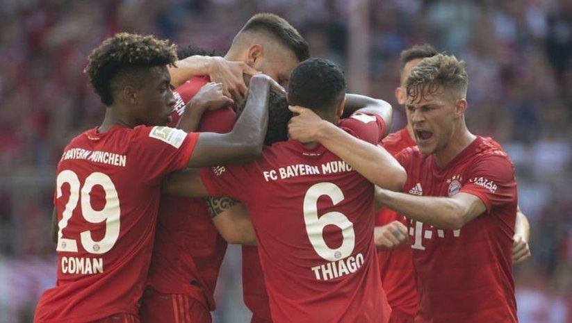 Bayern Münih Kızılyıldız MAÇ SONUCU ve MAÇ ÖZETİ