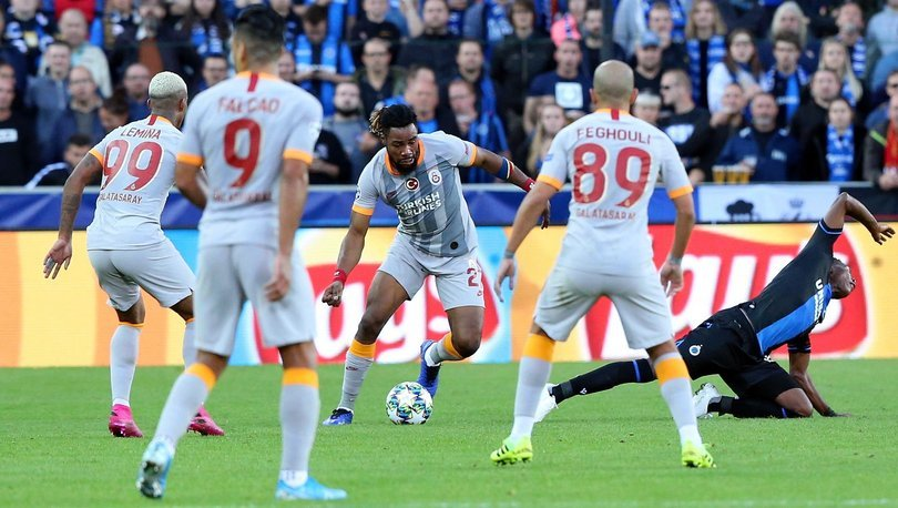 Club Brugge Galatasaray maç SONUCU ve ÖZETİ! Galatasaray, Şampiyonlar Ligi'ne puanla başladı