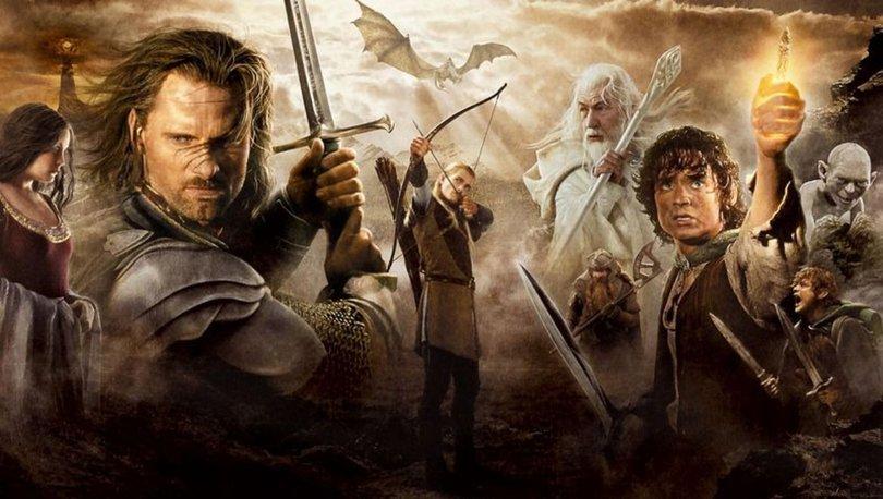 Amazon'un Yüzüklerin Efendisi dizisinin çekimleri Yeni Zelanda'da yapılacak