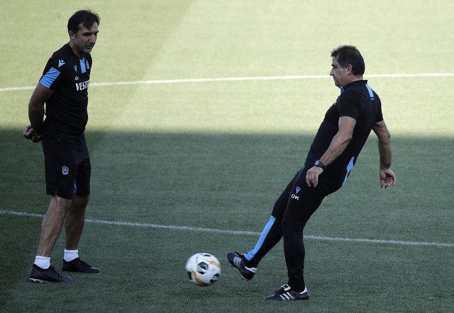 Son dakika... Ünal Karaman kararını verdi! Getafe - Trabzonspor maçının muhtemel 11'i