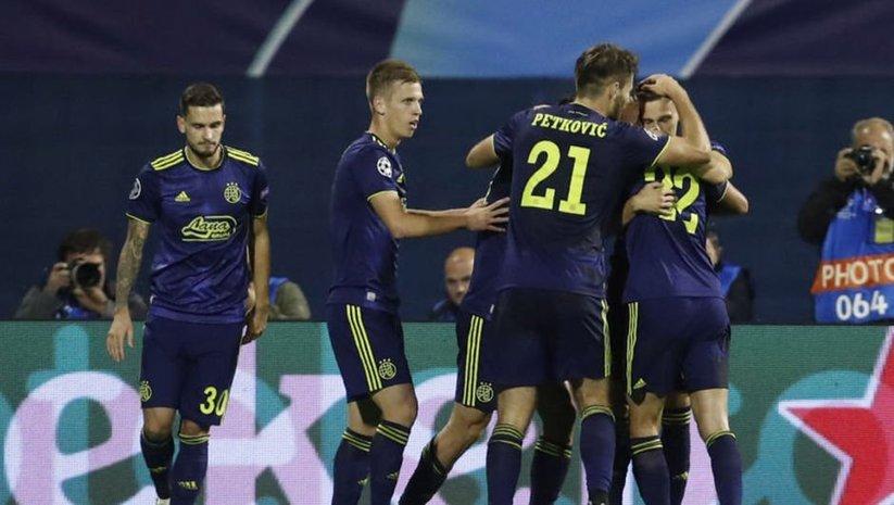 Dinamo Zagreb Atalanta MAÇ SONUCU ve MAÇ ÖZETİ! Şampiyonlar Ligi'nde gecenin sürprizi Dinamo'dan