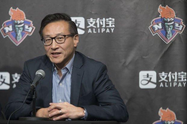 Brooklyn Nets'in yeni sahibi Tsai