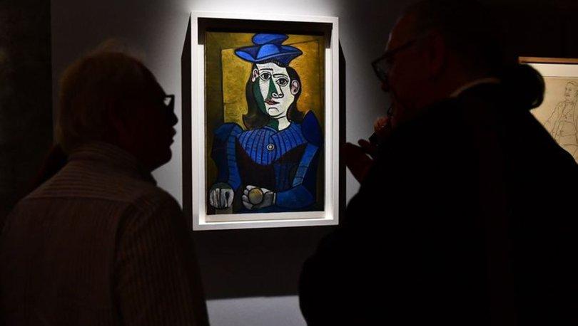 Picasso'nun eserleri