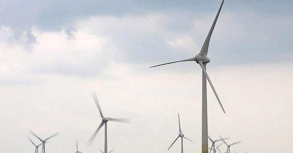 Rüzgar türbinleri İHA'larla incelenecek