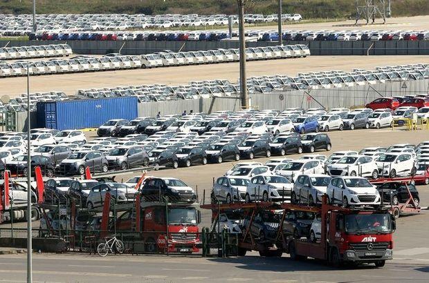 Türkiye'den 170 ülkeye araç ihraç edildi