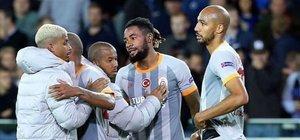 Galatasaray, Avrupa'ya umutlu başladı