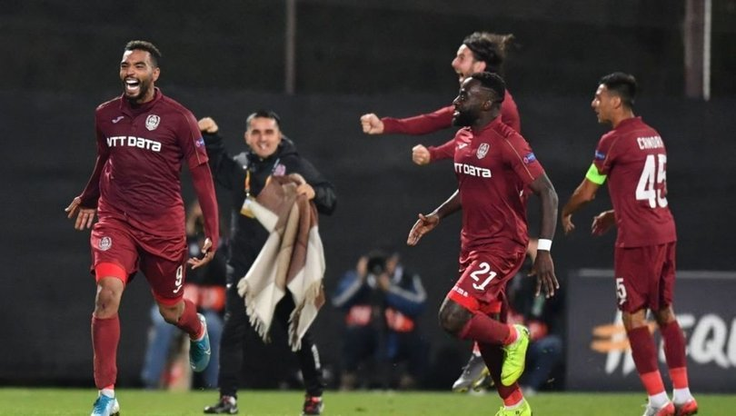 Cluj Lazio MAÇ SONUCU ve MAÇ ÖZETİ! Cluj, Avrupa Ligi'nde geriden geldi, Lazio'yu devirdi