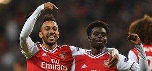 Arsenal farklı kazandı!