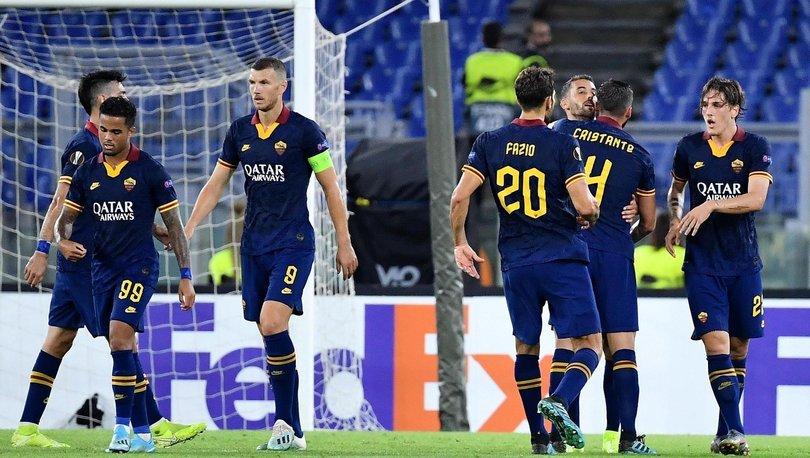 Roma Başakşehir maçı