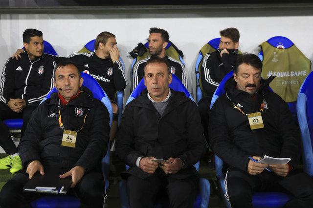 Beşiktaş'ta 5 maçta büyük çöküş! İşte Avcı'nın kader maçları
