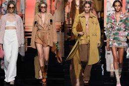 Milano'da moda rüzgarı...