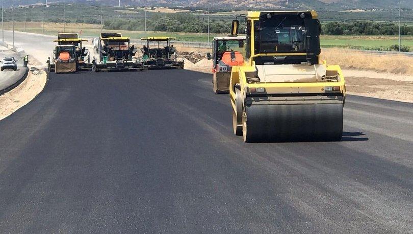 İzmir Çandarlı yolu