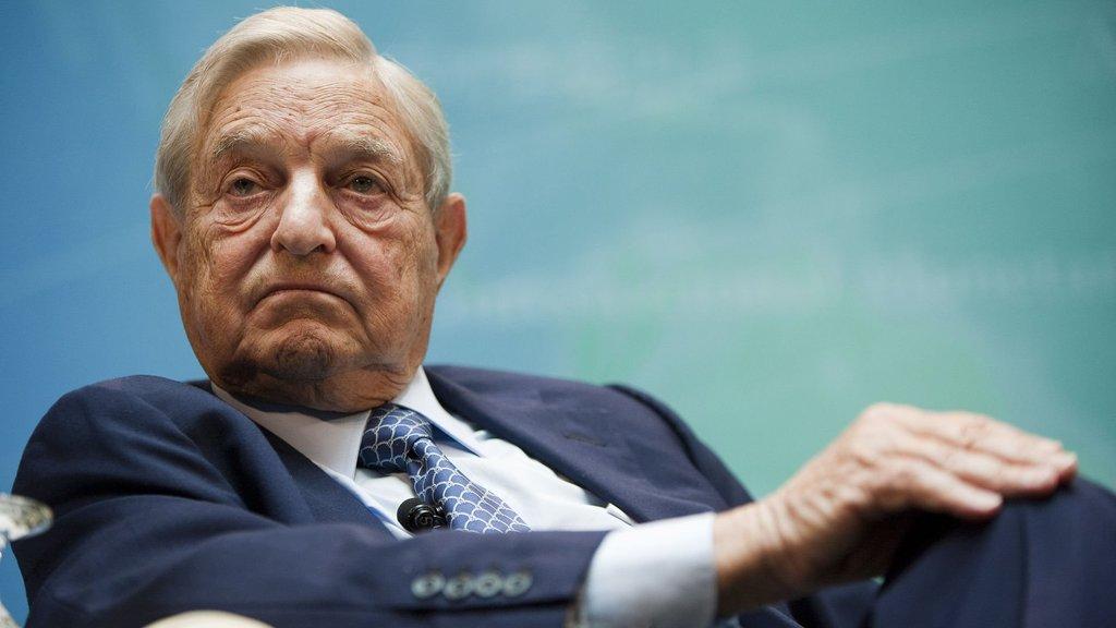 'Soros zavallı gibi kaybedecek'