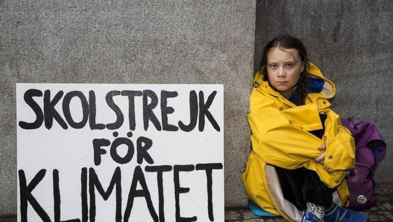 16 yaşındaki iklim aktivisti Greta Thunberg, Amerika'da senatörlerle iklim krizi üzerine toplantıda!