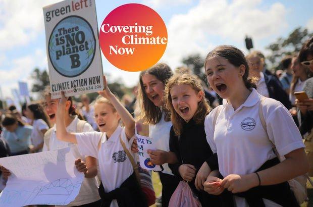 Bloomberg HT iklim krizine dikkat çekiyor