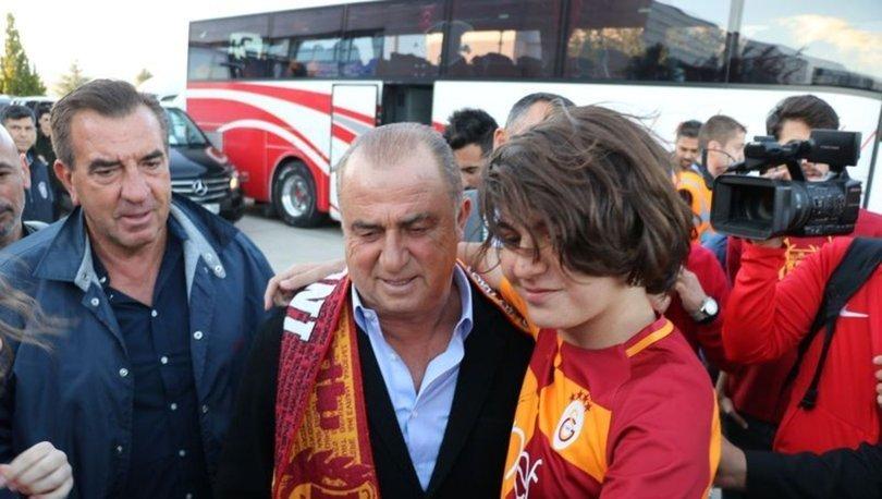Galatasaray kafilesi, Malatya'ya geldi