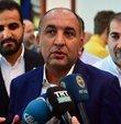 """Fenerbahçe Asbaşkanı Semih Özsoy, """"Biz bütün maçlara tam kadro gitmeye çalışıyoruz. Galatasaray maçı bizim için özel bir maç"""" diye konuştu..."""