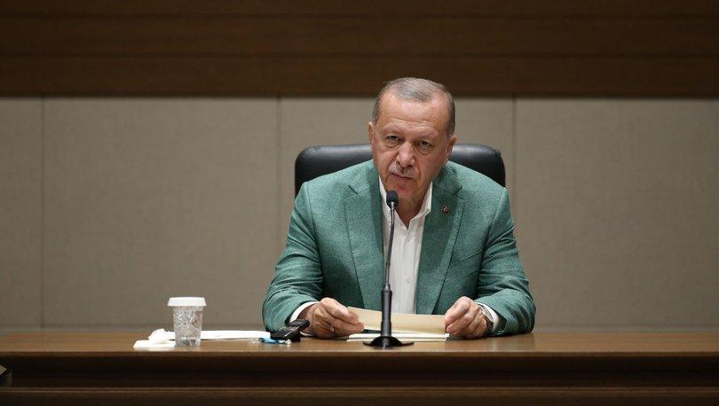 Son dakika! Cumhurbaşkanı Erdoğan: Sınır boylarımızda tüm hazırlıklar tamam! - Haberler