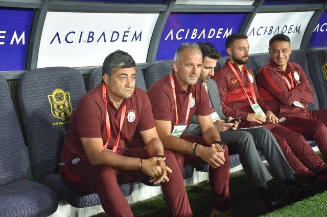 Galatasaraylı taraftarlardan Levent Şahin tepkisi!
