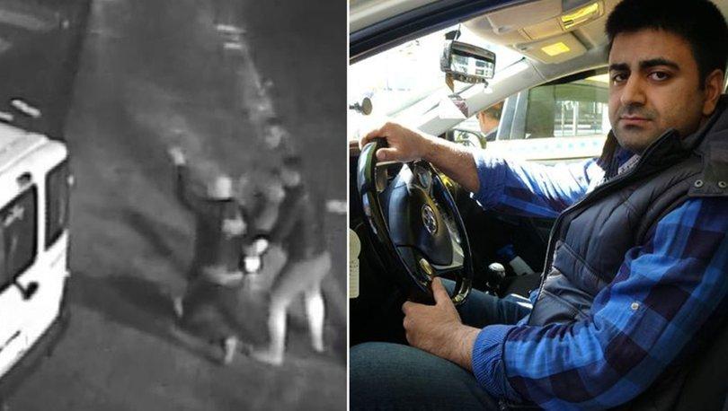 Son dakika... Akılalmaz dehşet! Dövülerek öldürülen taksicinin oğlu: