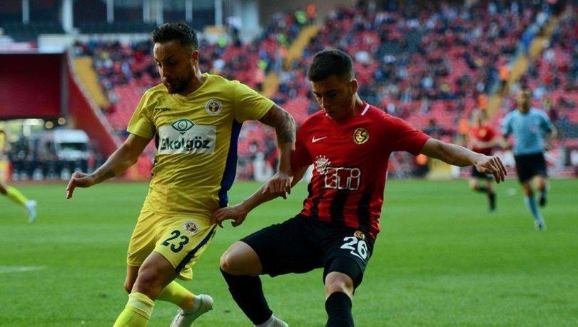 Eskişehirspor: 3 - Menemenspor: 0   MAÇ SONUCU